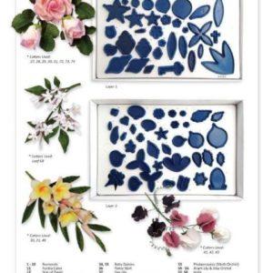 Jem 1 Set Flower Cutters