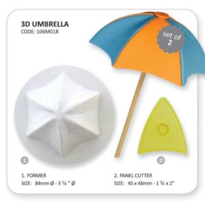 Jem 3D Umbrella (2) + Fo