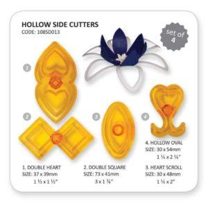 Jem Hollow Side Cutter S