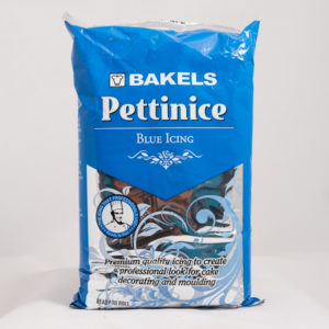 Bakels Pl Icing Blue 1kg