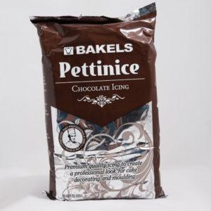 Bakels Pl Icing Choc 1kg