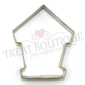 TB Bird House 10.5x9cm