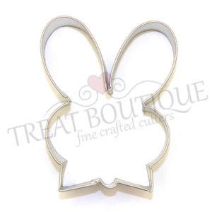 TB Bow Tie Bunny 9×6.5cm