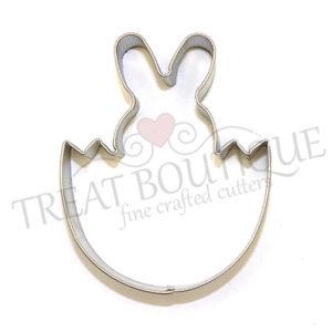 TB Bunny In Egg 8.5x7cm