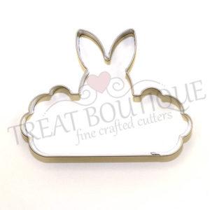 TB Bunny Plaque 9x12cm