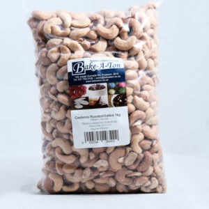 Cashew Roasted/Salted