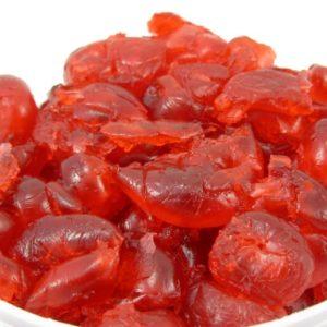 Cherries W&B Red