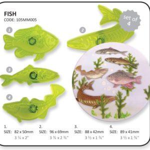 Jem Fish Set 4