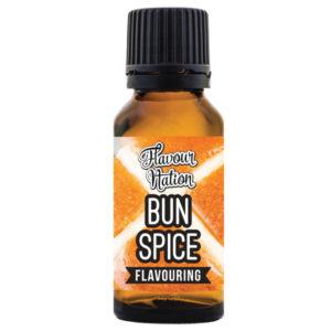 Flavour Nation Bun Spice