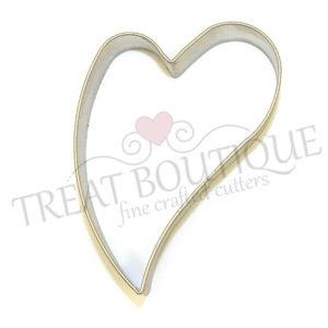 TB Funky Heart 9×6.5cm