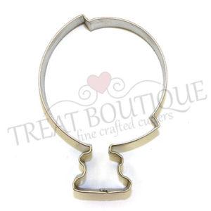 TB Globe 10x7cm