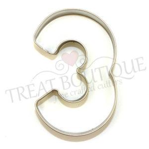 TB Number Three 10x7cm
