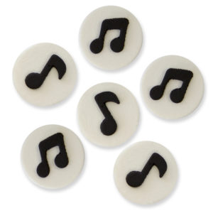 Pme Iced Music Notes