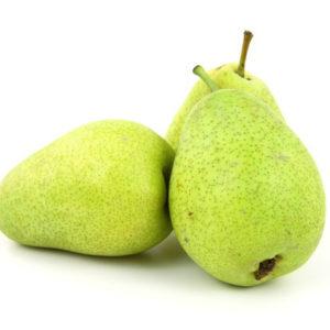 Pear Dried