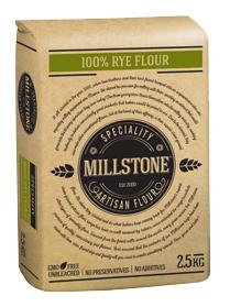 Flour Millstone 100% Rye
