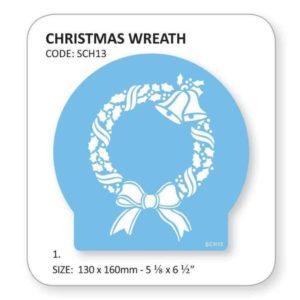 JEm Christmas Wreath