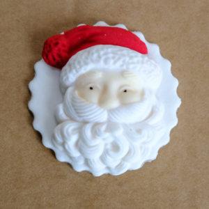 Santa Head x2