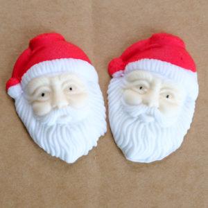 Santa Head Disc Single