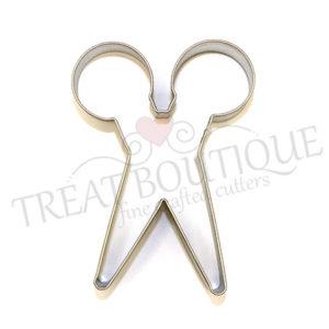 TB Scissors 10×7.5cm