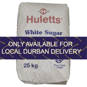 Sugar White 25kg (hulett