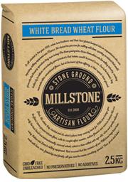 Flour Millstone SG White