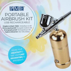 Airbrush Kit Portable