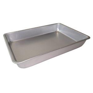 BAKING PAN ALU SQ 35×24