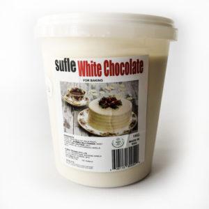 White Choc Spread 1kg