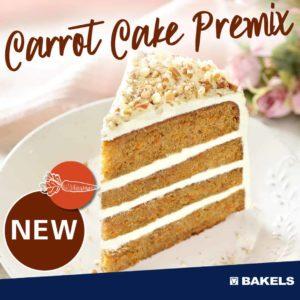 Carrot Cake mix 1kg