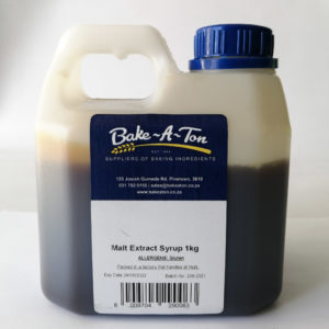 Malt Extract Syrup 1kg