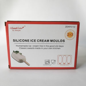 Ice Cream Mould 3×2